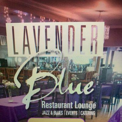 Lavender Blue Restaurant Lounge