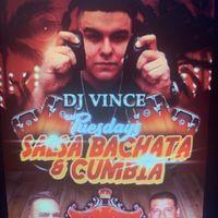 Tuesday Salsa Bachata & Cumbia