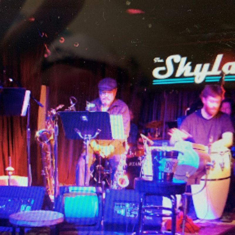 The Skylark Lounge